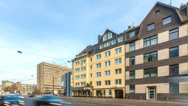 Dónde dormir en Düsseldorf, Alemania – Bilk