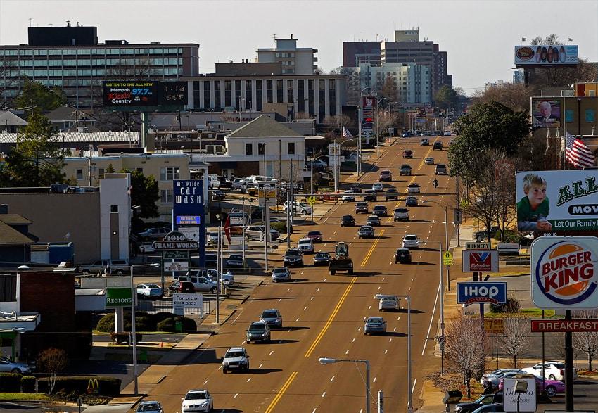 Dónde dormir en Memphis - Midtown