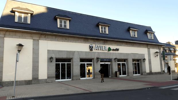 Estación de trenes de Ávila - Dónde dormir en Ávila