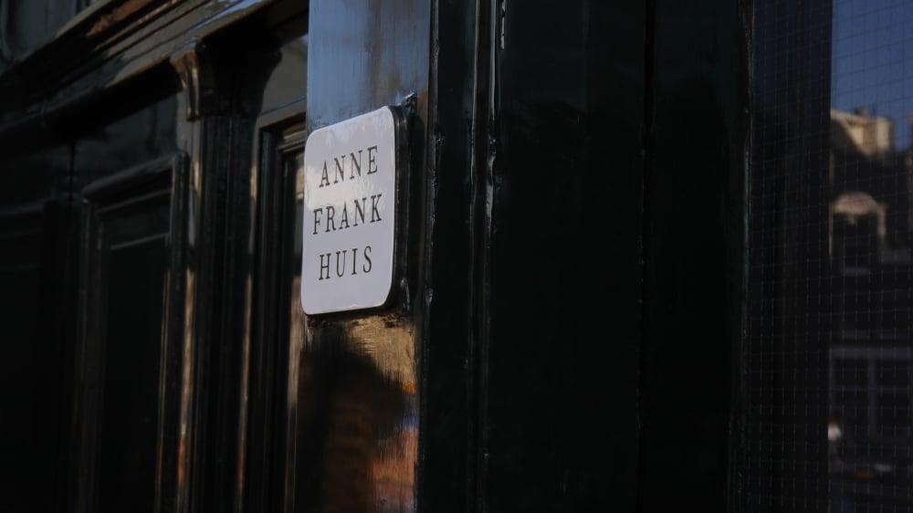Atracciones de Ámsterdam - Casa de Anna Frank