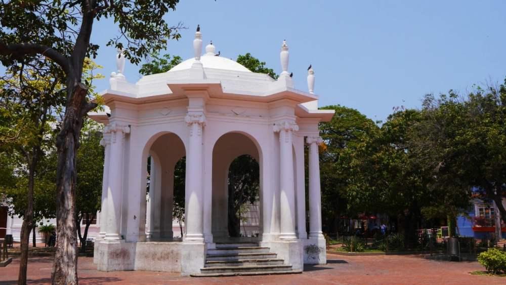 Atracciones de Santa Marta - Parque de Santander