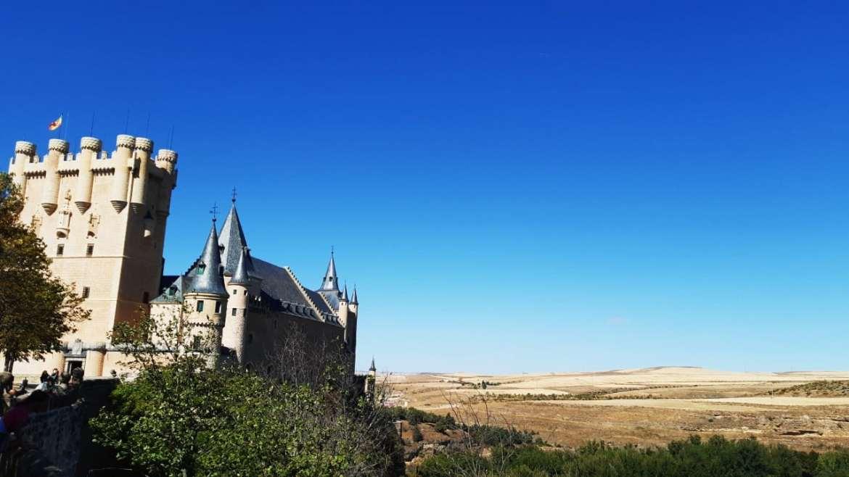 Dónde dormir en Segovia, España - Cerca del Alcázar