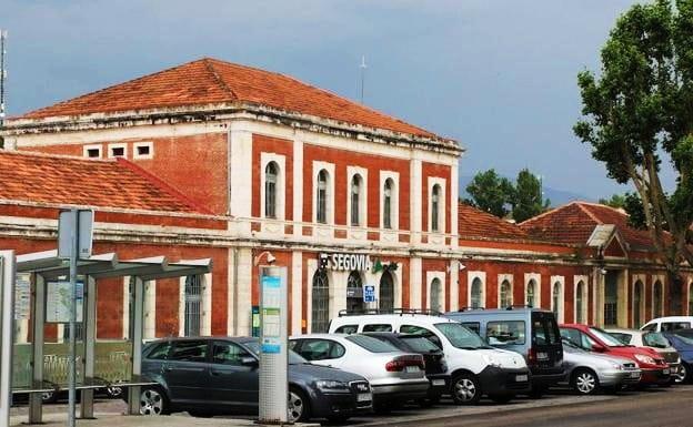 Dónde hospedarse en Segovia, España - Cerca de la estación de trenes
