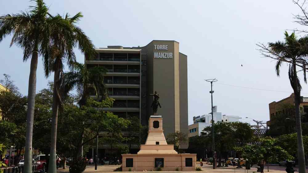 Paseo Bolívar - Centro Histórico de Barranquilla