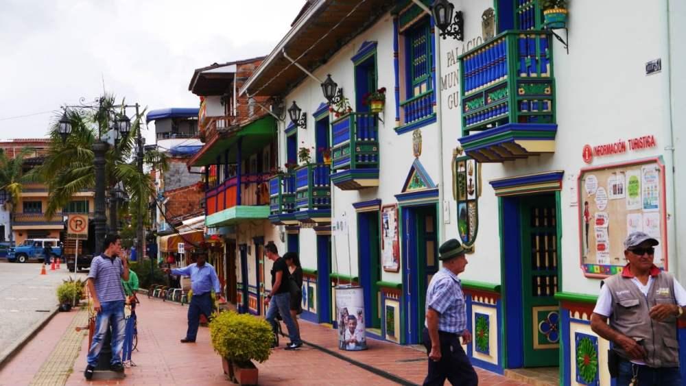 Qué hacer en Medellín - Guatapé