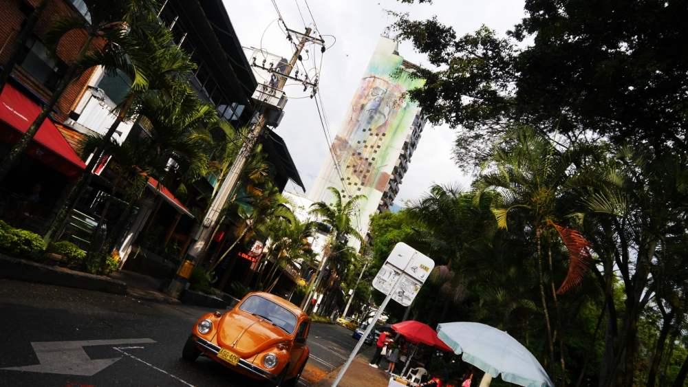 Qué hacer en Medellín - Parque Lleras