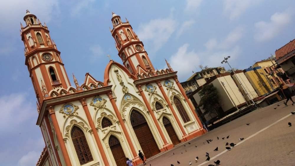 Qué ver en Barranquilla - Iglesia y Plaza de San Nicolás