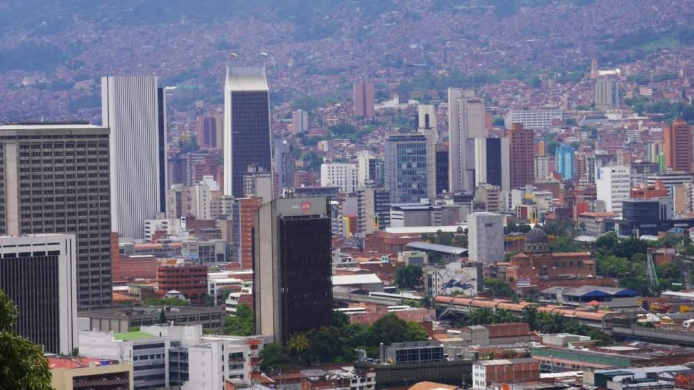 Qué ver en Medellín - Vistas de Medellín desde el Cerro Nutibara