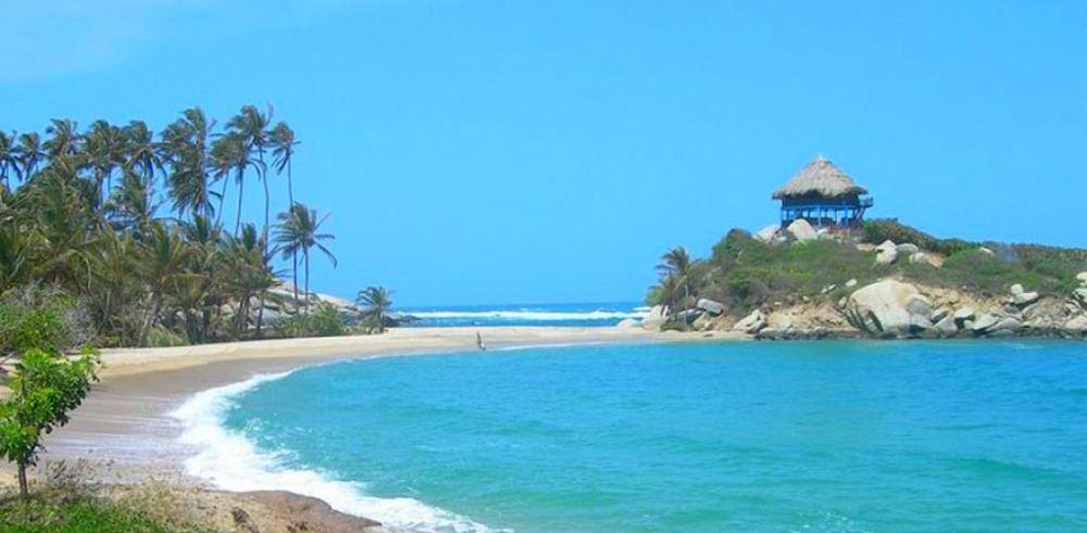 Alojarse en el Parque Tayrona - Santa Marta