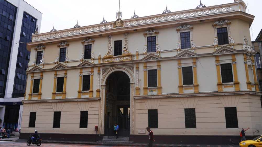 Atracciones de Manizales - Edificio de la Gobernación de Caldas