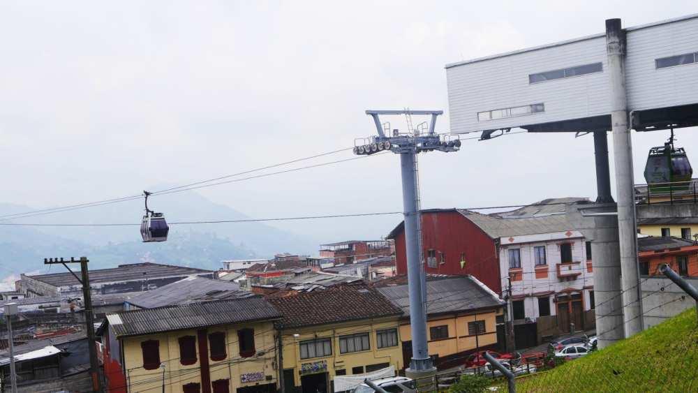 Cable Aéreo de Manizales