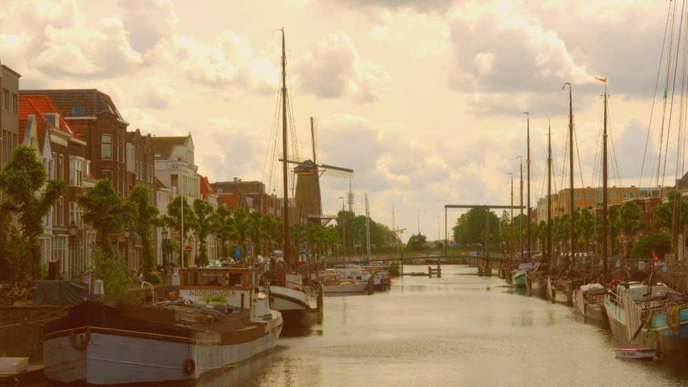 Qué visitar en Rotterdam - Delfshaven