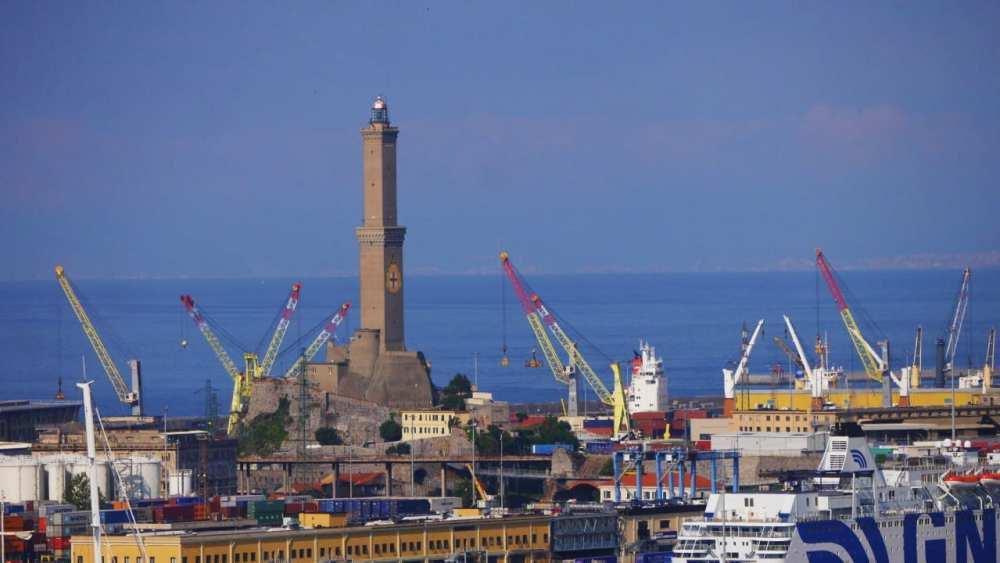 Atractivos de Génova - Lanterna di Genova