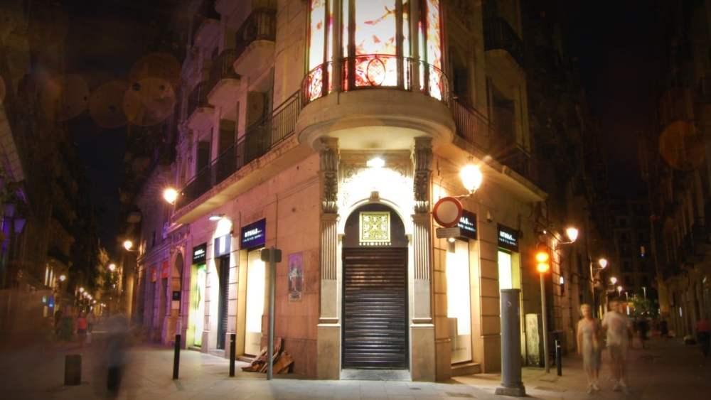 Dónde dormir en Barcelona para vida nocturna