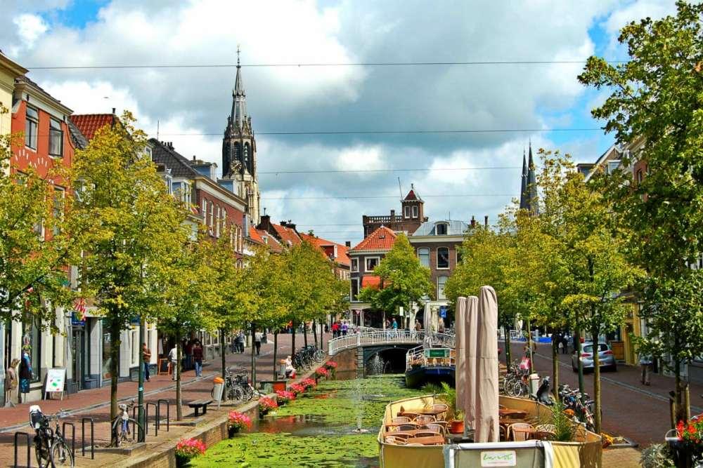 Delft - Dónde dormir en La Haya
