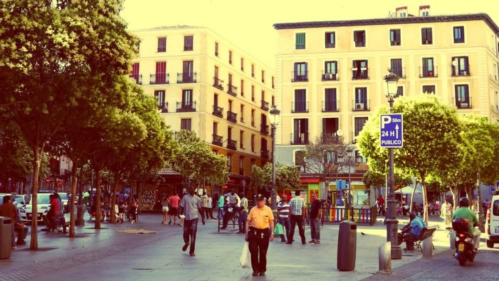 Lavapiés - Mejores zonas donde alojarse en Madrid, España