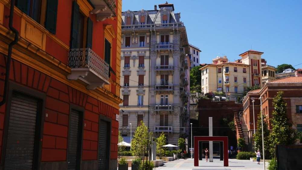 Mejores zonas donde dormir en La Spezia - Centro de la ciudad y puerto