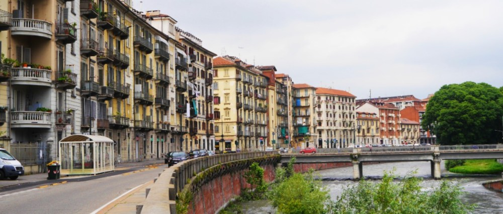 Zona económica donde dormir en Turín - Aurora Vanchiglia