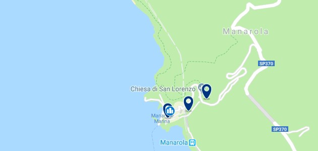 Cinque Terre - Manarola - Haz clic para ver todos los hoteles en un mapa
