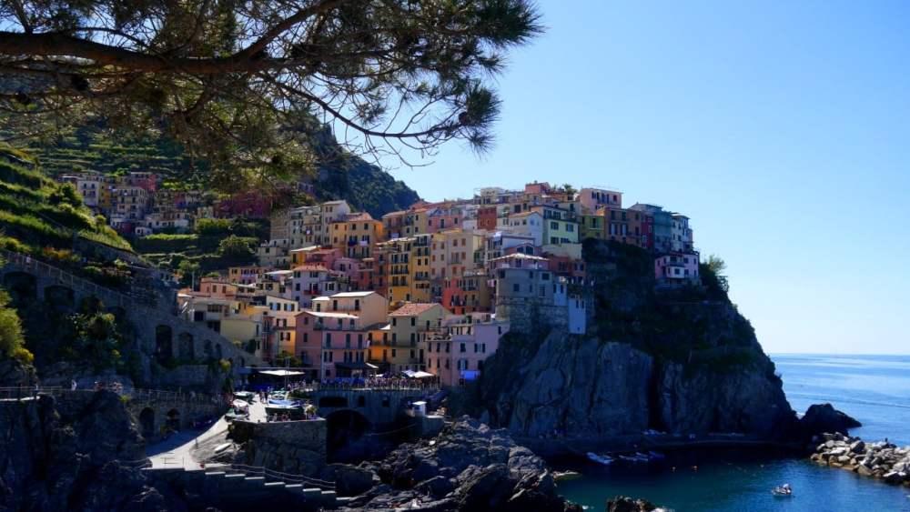Manarola - Mejores zonas donde dormir en Cinque Terre