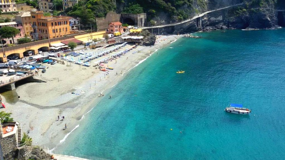 Monterosso al Mare - Uno de los mejores pueblos donde alojarse en Cinque Terre