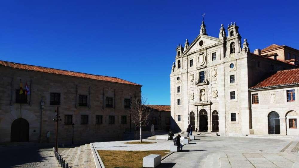 Qué visitar en Ávila - Iglesia de Santa Teresa de Jesús
