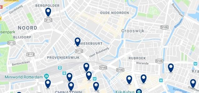 Rotterdam - Noord - Haz clic para ver todos los hoteles en un mapa