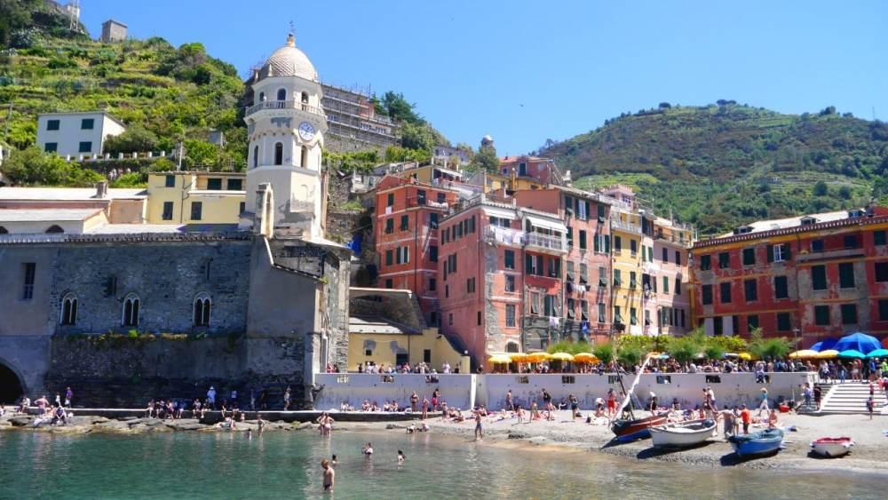 Vernazza - Dónde dormir en Cinque Terre