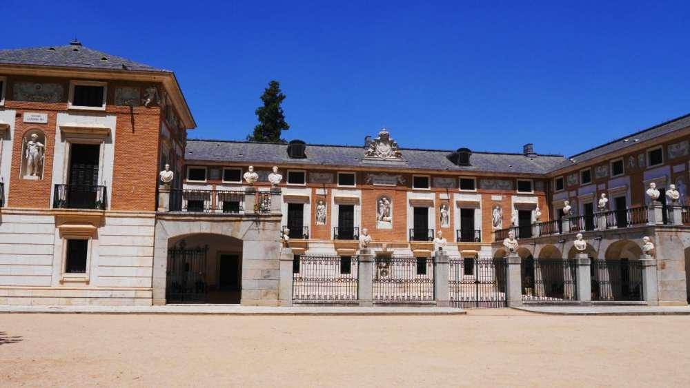 Casa del Labrador - Atracciones de Aranjuez