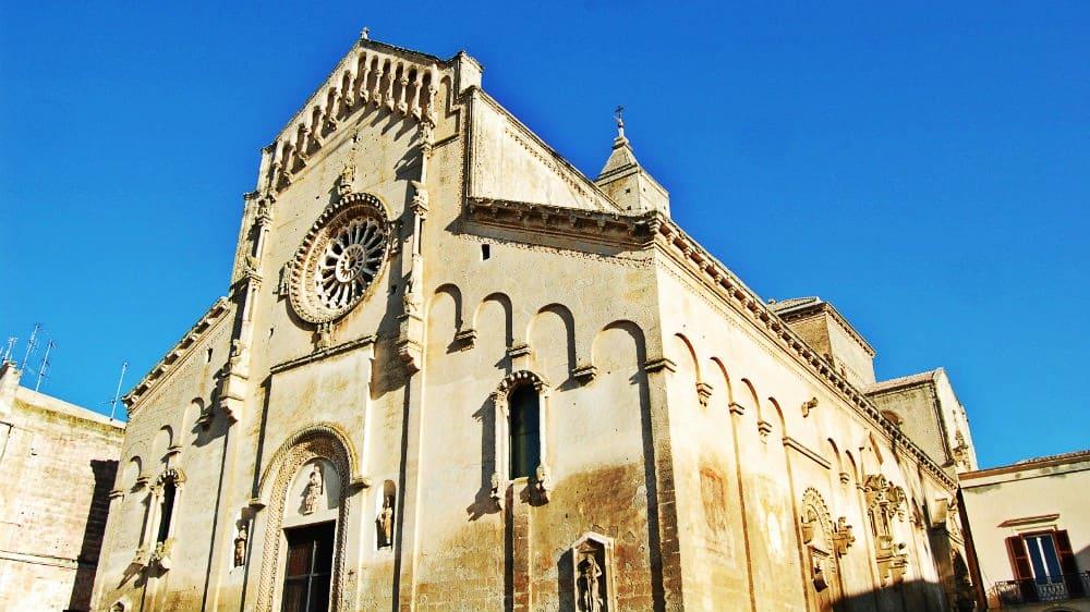 Mejores zonas donde dormir en Matera - Cerca de la Catedral de Matera