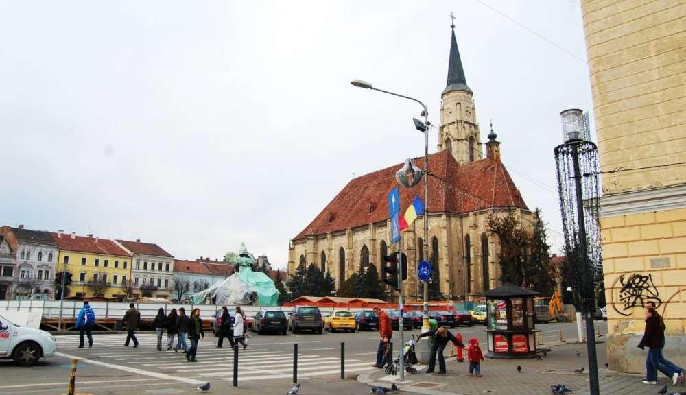 Dónde alojarse en Cluj, Transilvania - Centru