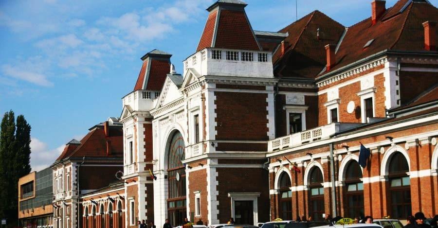 Mejores zonas donde alojarse en Cluj - Cerca de la estación de trenes