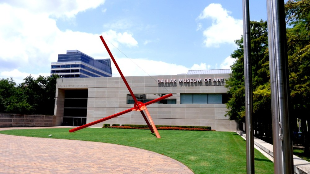 Qué ver en Dallas - Dallas Museum of Art