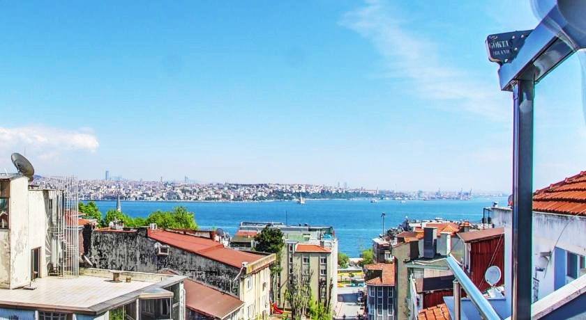 Barrio recomendado donde alojarse en Estambul - Cihangir