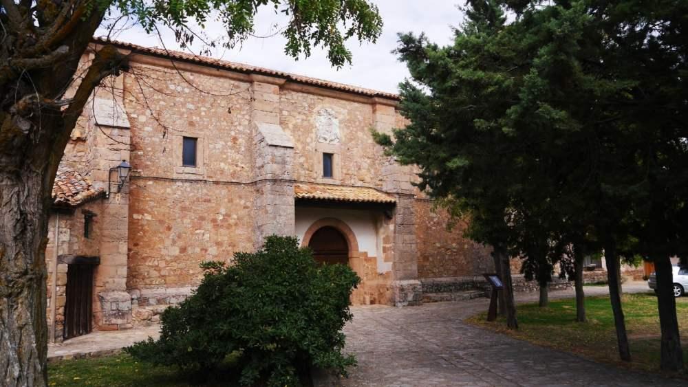 Convento de las hermanas Clarisas de Santa Isabel - Qué ver en Medinaceli