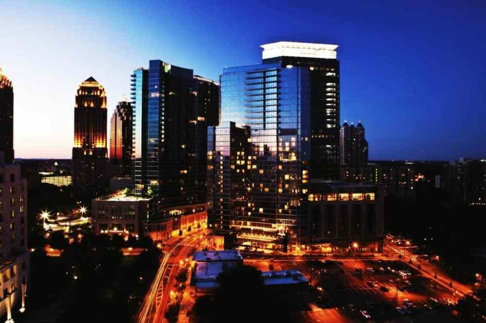 Dónde dormir en Atlanta - Midtown