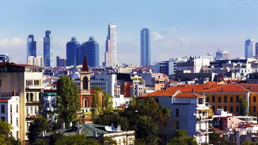 Mejores barrios donde alojarse en Estanbul - Sisli