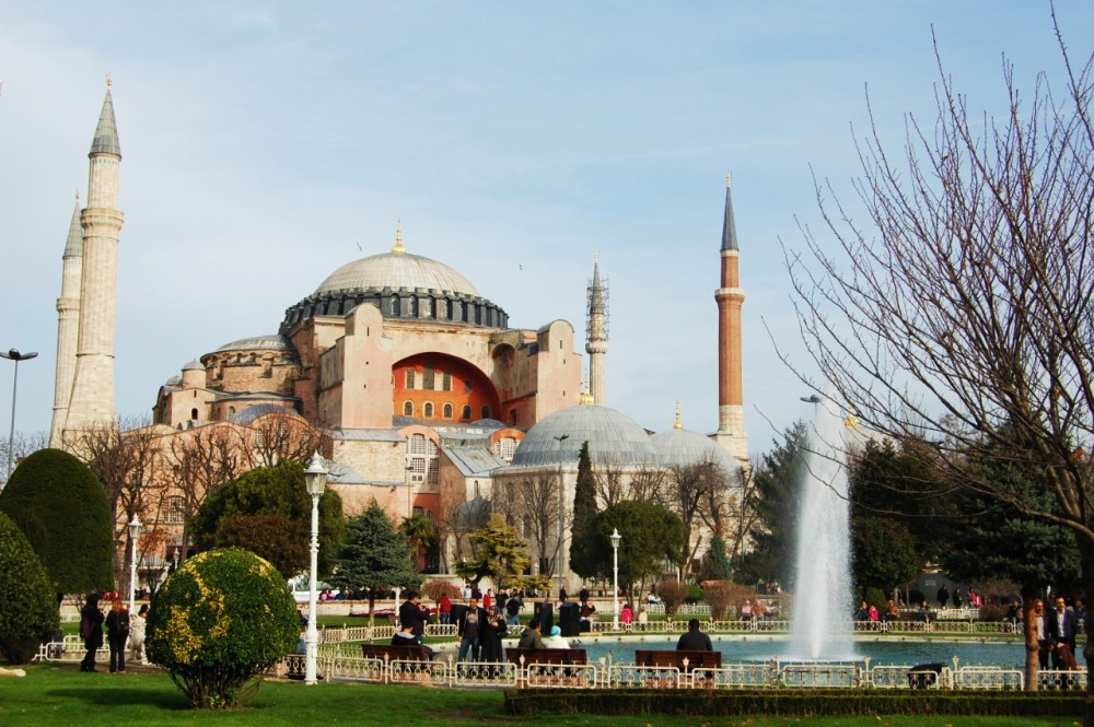 Mejores zonas donde alojarse en Estambul - Cerca de Santa Sofía