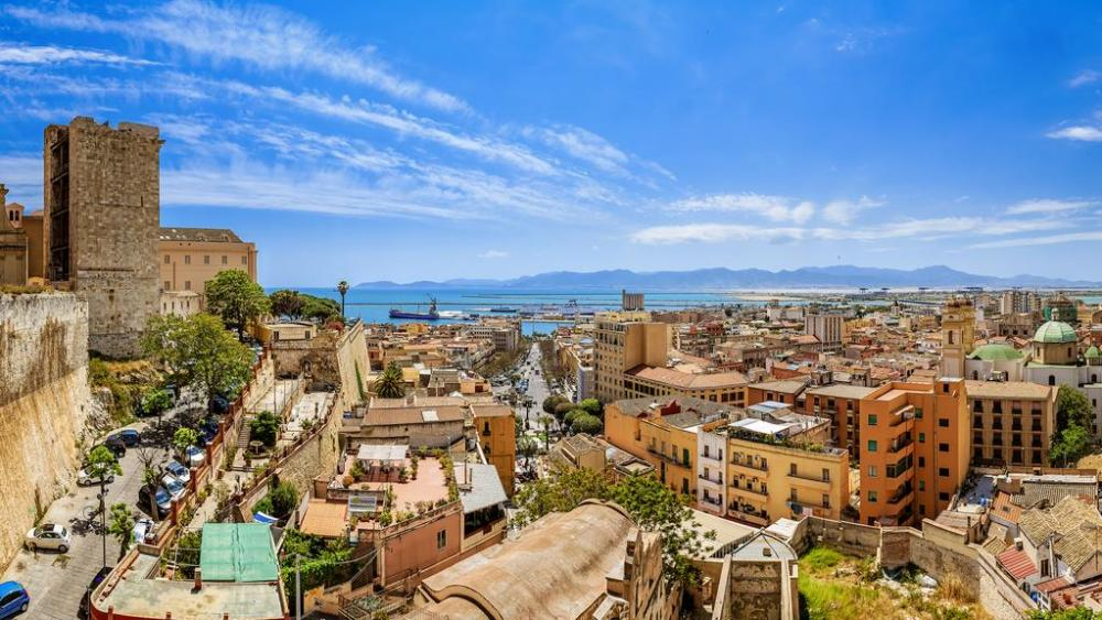 Mejores zonas donde dormir en Cagliari - Castello