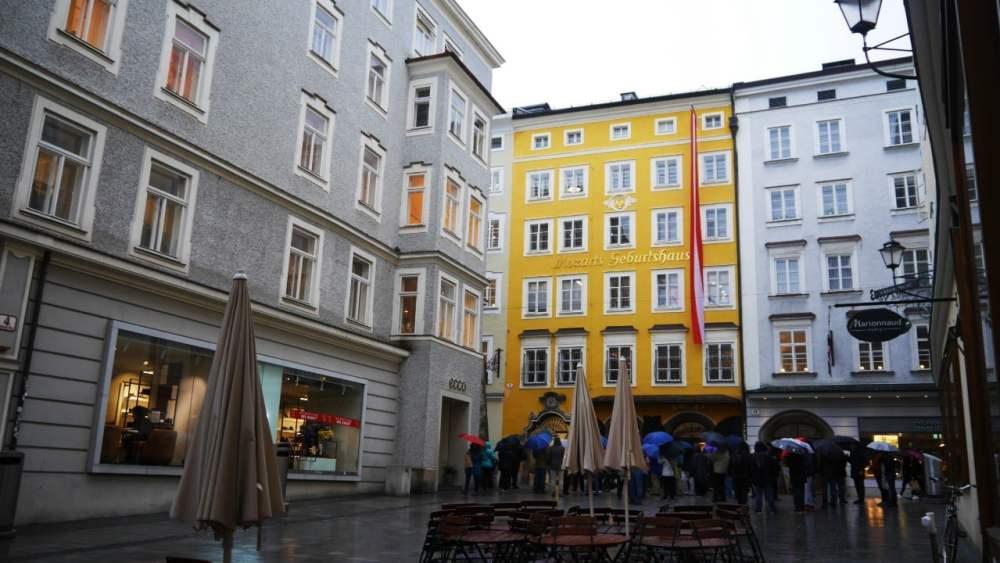 Mejor zona donde alojarse en Salzburgo - Altstadt o Centro Histórico