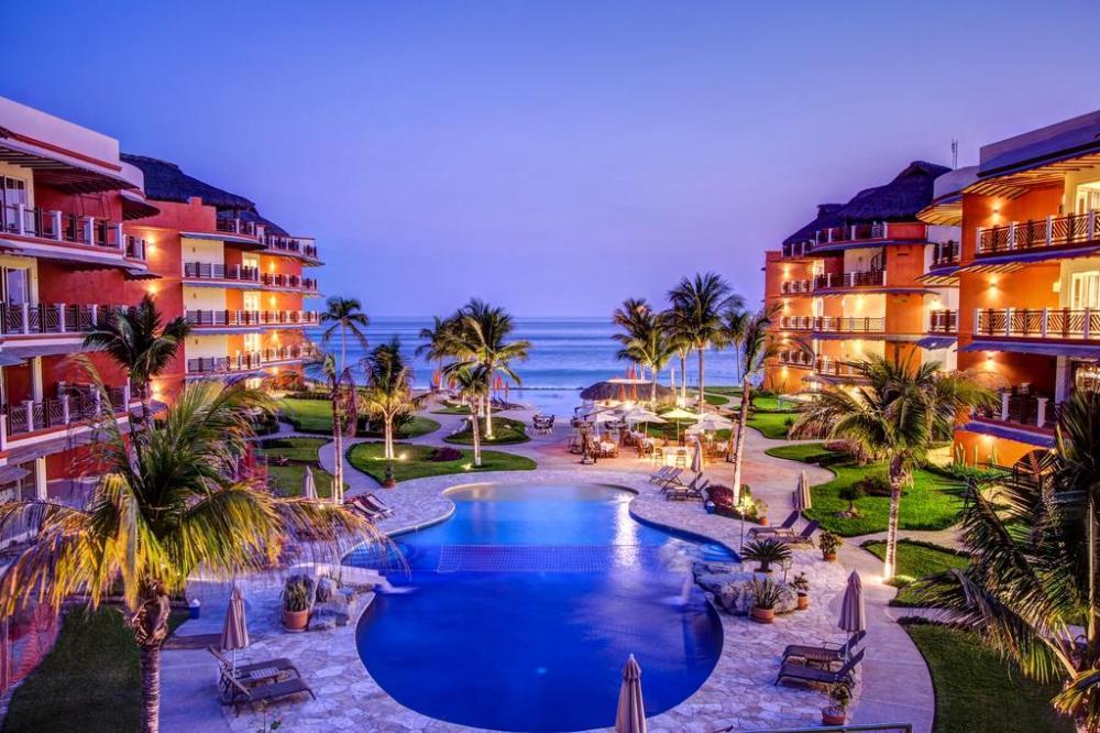 Mejores hoteles de Puerto Escondido, Mexico - Hotel Vivo Resorts