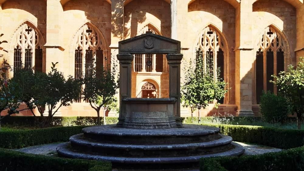 Atractivos de Sigüenza - Claustro de la catedral
