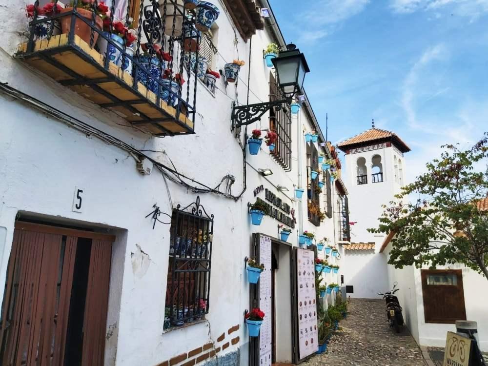 Mejores barrios de Granada - El Albaicín