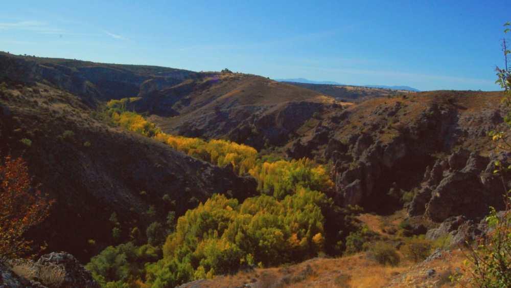 Parque Natural Barranco del río Dulce - Qué ver en Sigüenza