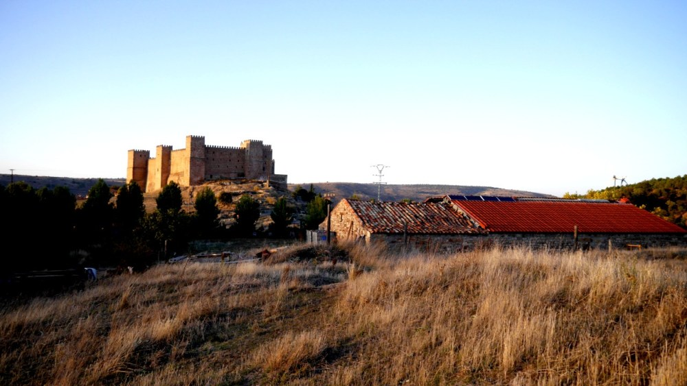Vistas desde el mirador del Polvorín - Imperdibles de Sigüenza