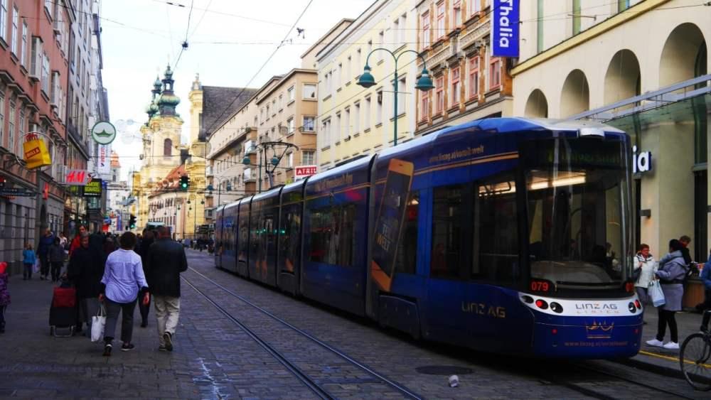 Mejores zonas donde alojarse en Linz, Austria - Altstadt