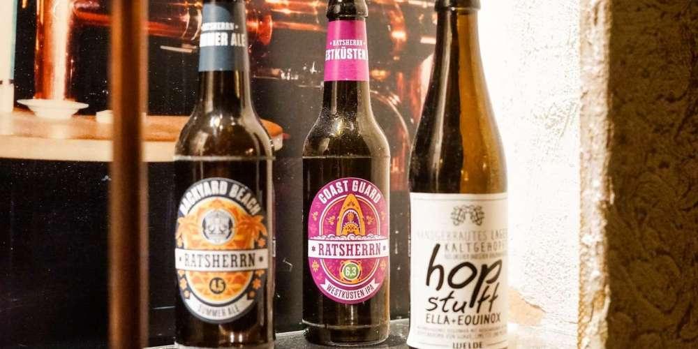 Berlín - tour en español de cata de cervezas