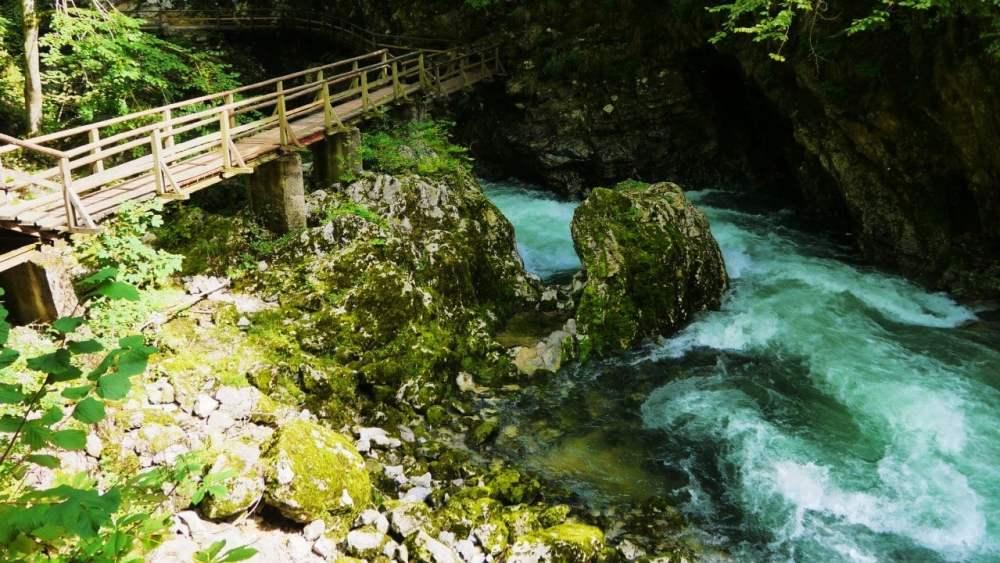 Dónde alojarse cerca de Bled - Garganta de Vintgar