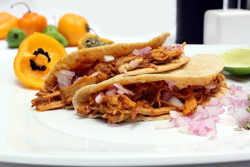 Gastronomía Mexicana - Cochinita pibil