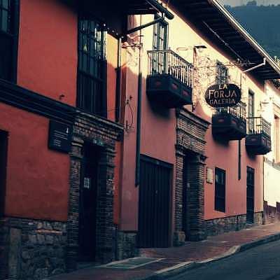 Guía de viaje Bogotá